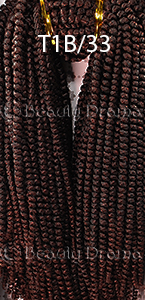 Diana Natural Nubian Twist Braid Hair Braiding Hair Curly