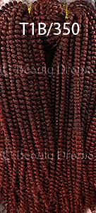 Diana Natural Nubian Twist Braid Hair Braiding Hair Curly