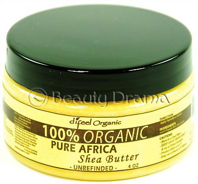 100 organic shea butter