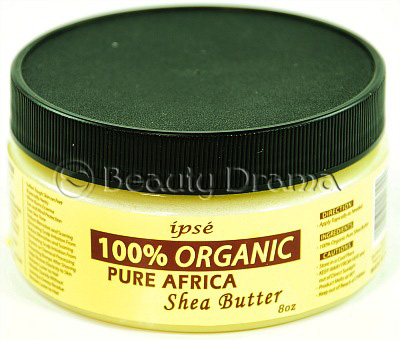 100% Organic Pure African Shea Butter Melted 8 oz