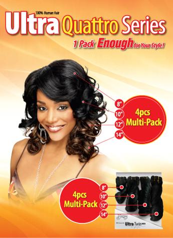 Zury Quattro Hair Weave 31