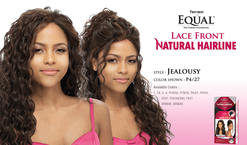 Milkyway Equal Natural Hairline Lace Wig Jealousy